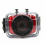 Mini camera video HD subacvatica  cu Touch Screen gen GOPRO