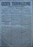 Gazeta tribunalelor , nr. 3, an 1 , 1861