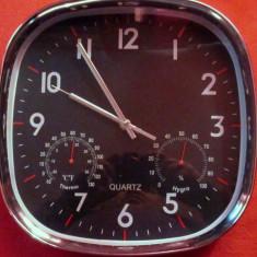 Ceas perete, termometru, hidrometru - Ceas de perete