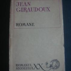 JEAN GIRAUDOUX - ROMANE, Anul publicarii: 1969