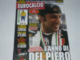 Revista fotbal EUROCALCIO din anul 2005 (Liverpool, Boca JUNIORS, ETC...)