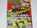 Revista fotbal GUERIN SPORTIVO (Italia-AC MILAN,INTER, etc...) 2006