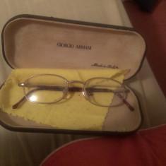 Ochelari rama ochelari de vedere GIORGIO ARMANI 100% originali - Rama ochelari Giorgio Armani