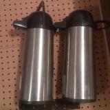 Termosuri termos cu dozator cu pompa de 1, 9 litrii (trimit