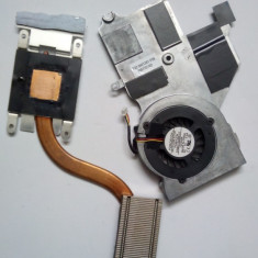 Ventilator Cooler+Racitor MSI Mega Book M670 - Cooler laptop