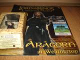 Cumpara ieftin Figurina din plumb - LOTR - ARAGORN at Weathertop + revista  1:29