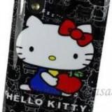 Husa Hello Kitty LG P970 - Husa Telefon LG, Plastic