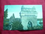 Ilustrata Podul de la Cernavoda , circ. 1928