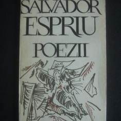 SALVADOR ESPRIU - POEZII