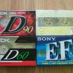 Casete audio TDK 60 -90 !