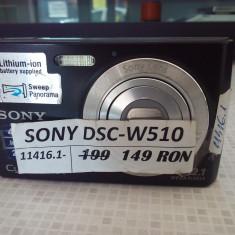 APARAT FOTO SONY DSC-W510 (LT) - Cablu foto