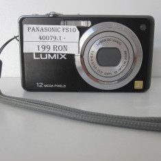 AP FOTO PANASONIC FS10 -INC (TECH) - Aparat Foto compact Panasonic