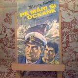Mircea Novac -Pe mari si oceane - Roman