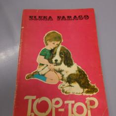 Top-Top - Elena Farago. ilustratii de Gabriel Bratu - Carte poezie copii