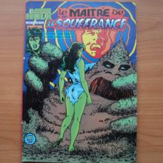 SUPER OFERTA !!! B.D.MISS HULK -album de banda desenata in limba franceza, Marvel/Super Star1983, pg.66. coperti cartonate, stare foarte buna - Reviste benzi desenate