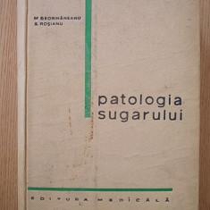 PATOLOGIA SUGARULUI- M. GEORMANEANU, S. ROSIANU, CARTONATA - Carte Pediatrie