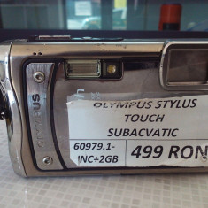 APARAT FOTO OLYMPUS TOUGH-8000 (LT) - Aparat Foto compact Olympus