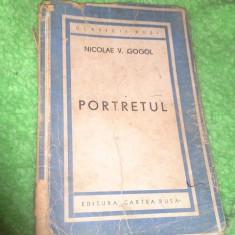 PORTRETUL DE NICOLAE V. GOGOL - Carte veche