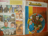LUMINITA 1978 NR 12  - BD.UL :BUREBISTA -  ILUSTRATII ION MIHAESCU