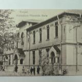 FOCSANI - OCUPATIA GERMANA - WAISENHAUS PRINZESSIN MARIA - Carte Postala Moldova 1904-1918