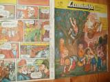 LUMINITA 1978 NR 11  - BD.UL :BUREBISTA -  ILUSTRATII ION MIHAESCU