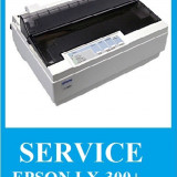 Reparatii/Intretinere/piese Imprimante matriciale Epson LX-300+,Epson LX-300+II