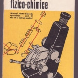 Virgil Armeanu-Analize Fizico-Chimice - Carte Chimie