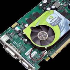 Placa video NVIDIA Gforce 6600 GT - Placa video PC NVIDIA, PCI Express, 128 MB