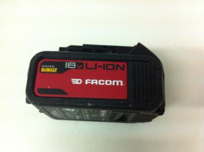FACOM CL3.BA1830 Baterie Li-Ion 18 V si 3 Ah Fabricatie 2014 foto