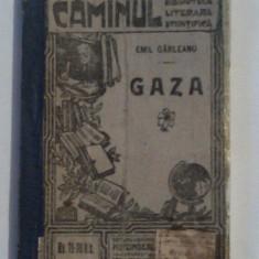 """EMIL GARLEANU - GAZA - Icoane cu talc -      """"CAMINUL"""" nr.76 - 76 bis, Ed.veche"""