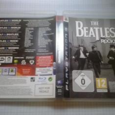 THE BEATLES ROCKBAND  - Joc PS3 -  Playstation 3 ( GameLand )