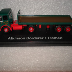 1255.Macheta Atkinson Borderer - Flatbed - scara 1:76