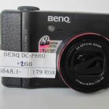 AP FOTO BENQ DC-P860  +2 GB  (TECH)