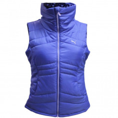 Vesta dama - Puma Active Padded Vest, Marime: S, Culoare: Violet
