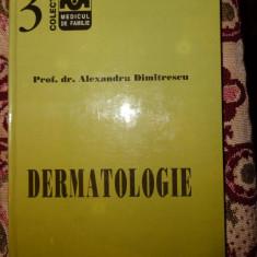 Dermatologie-Alex.Dimitrescu - Carte Dermatologie si venerologie