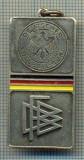 ATAM2001 MEDALIE 323 - SPORTIVA - FOTBAL - FEDERATIA GERMANA DE FOTBAL - DEUTSCHER -FUSSBALL-BUND  -starea care se vede