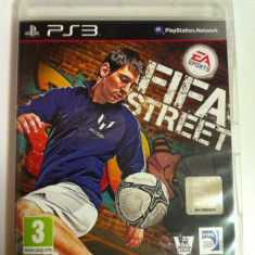 Vand Jocuri PS3 Ubisoft, playstation 3, aventura, actiune, sport, horror, FIFA STREET, Sporturi, 3+, Multiplayer