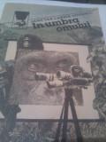 IN UMBRA OMULUI JANE VAN LAWICK-GOODALL,EDITURA MERIDIANE 1985,COLECTIA DELFIN