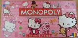 Joc Monopoly Hello Kitty, 8-10 ani, Unisex