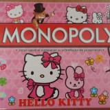 Joc Monopoly Hello Kitty - Jocuri Logica si inteligenta, 8-10 ani, Unisex