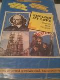 ENGLISH MY LOVE STUDENTS BOOK 9 TH GRADE MANUAL CLASA IX