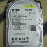 HARD DISK  WESTERN DIGITAL 40 GB , VERIFICAT NU ARE BED-URI !!