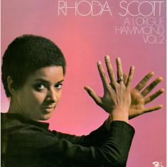 Rhoda Scott - A L'Orgue Hammond Vol.2 (Vinyl)