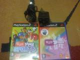 vand jocuri ps2,playstation 2 ,aventura pt copii,LA PACHET SAU LA BUCATA,EYETOY