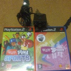 Vand Jocuri PS2 Activision, playstation 2, aventura pt copii, LA PACHET SAU LA BUCATA, EYETOY, Arcade, 3+, Multiplayer