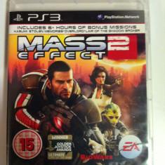 Vand Jocuri PS3 Ubisoft, playstation 3, aventura, actiune, sport, horror, MASS EFFECT 2, Shooting, 16+, Single player