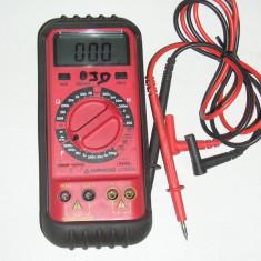 AMPROBE LCR55 - Punte RLC LCD 3, 5 cifre (1999) 20/200/2k/20k/200k/2M/20MΩ LCR55A - Multimetre