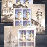 ROMANIA 2014 - TURNURILE TIMPULUI - MINICOLI - LP 2041