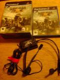 vand jocuri ps2,playstation 2 ,aventura pt copii  SOCOM 2,US NAVY SEALS ,jocuri rare