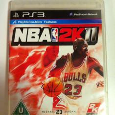 Vand Jocuri PS3 Ubisoft, playstation 3, aventura, actiune, sport, horror, NBA2K11, move, Sporturi, 3+, Multiplayer